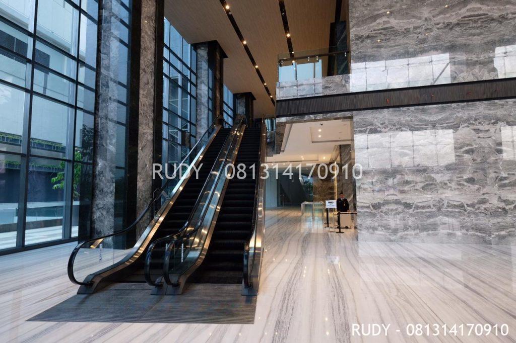 Lobby Pakuwon Tower Jakarta