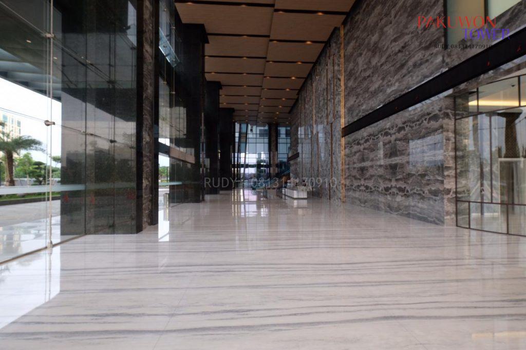 Luxurious Lobby Pakuwon Tower Jakarta